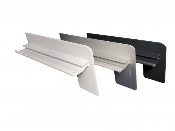 Aluminium Klinkerabschluss | 1 Paar (links + rechts)