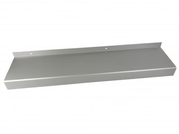 Aluminium Fensterbank silber eloxiert EV1 inkl. Antidröhnband